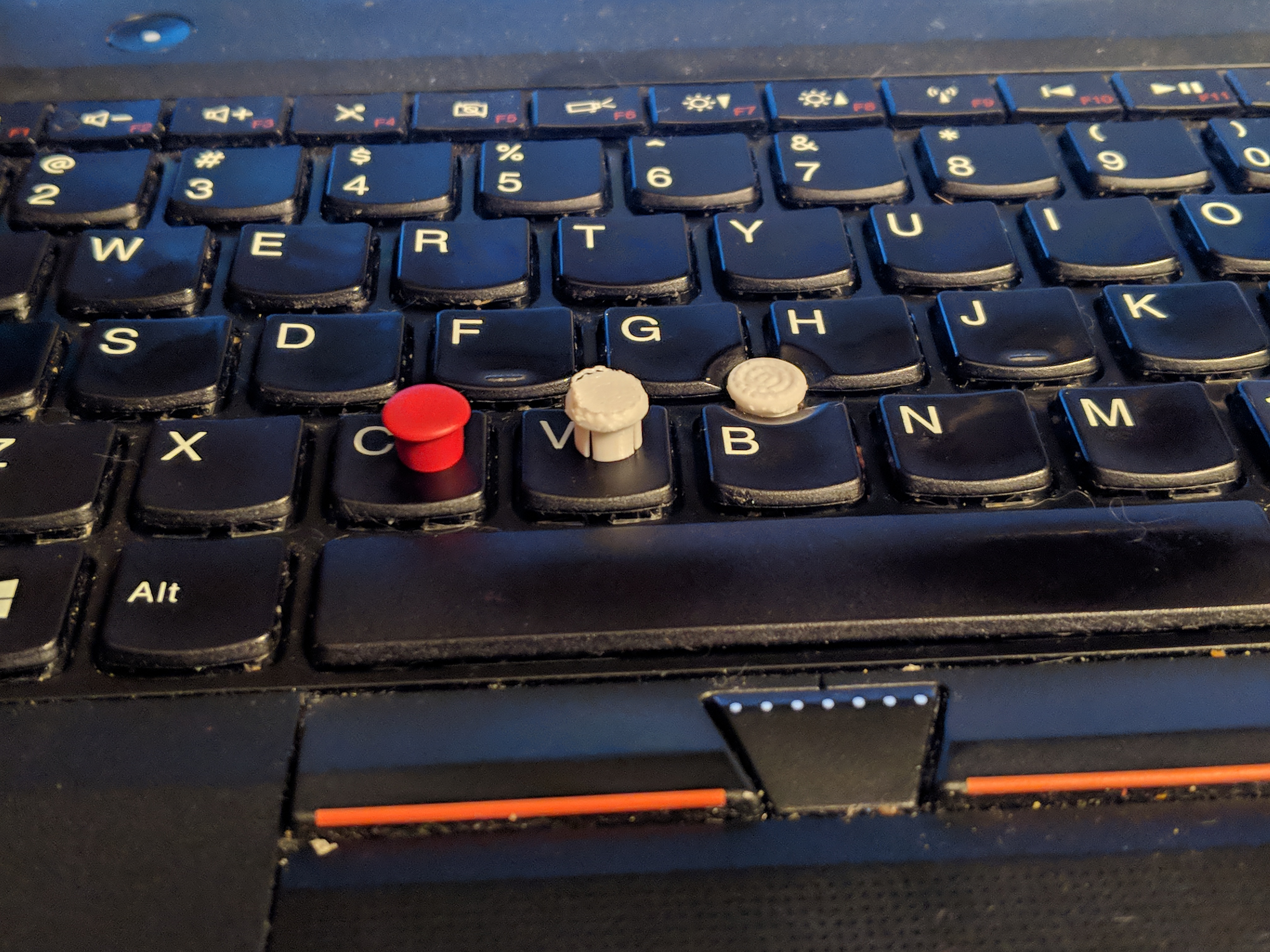3D printing a trackpoint replacement – TroyDenton ca